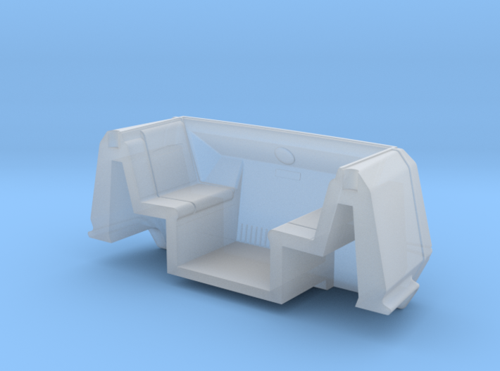 Peoplemover Half 2 in 1:24 3d printed