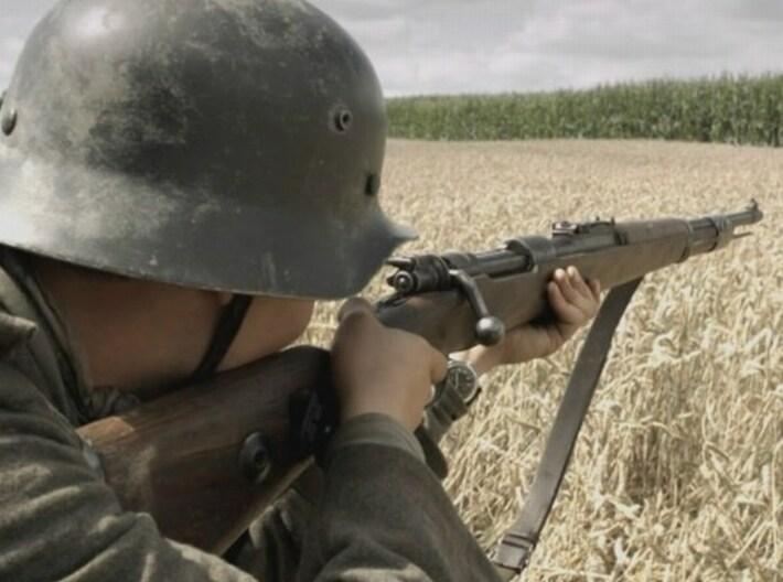 1/10 scale Mauser Karabiner K-98k Kurz rifle x 1 3d printed