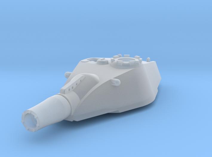 1/72 E-75 Ausf D. Turret 3d printed