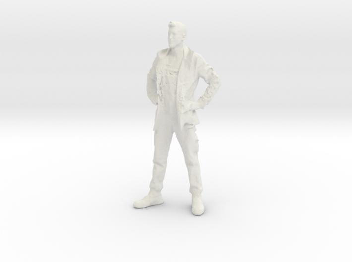 Printle C Homme 008 - 1/64 - wob 3d printed
