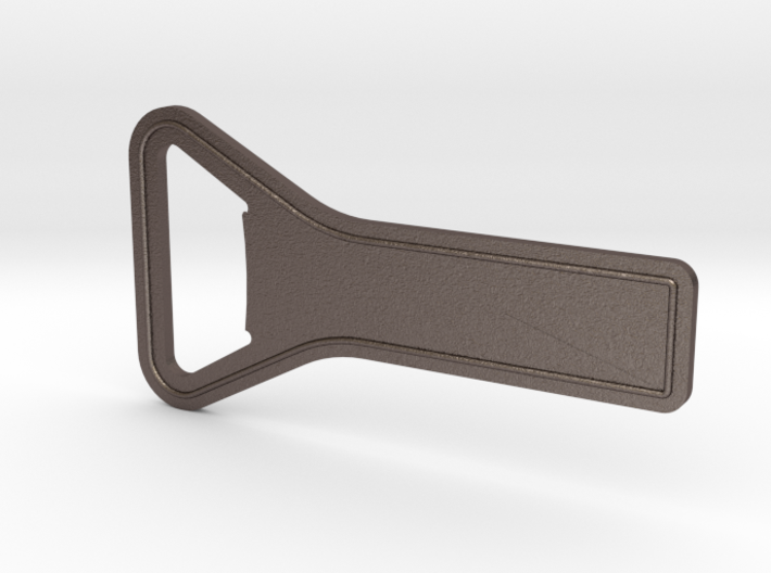 Quick Prying Bottle Opener 3d printed