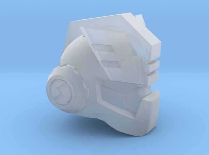 Tazzer Head for Animated 3d printed