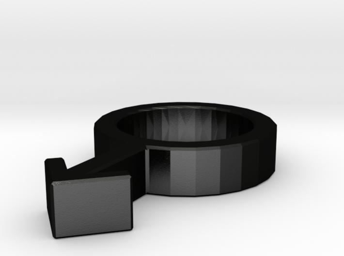 Gender Symbol - Male 3d printed