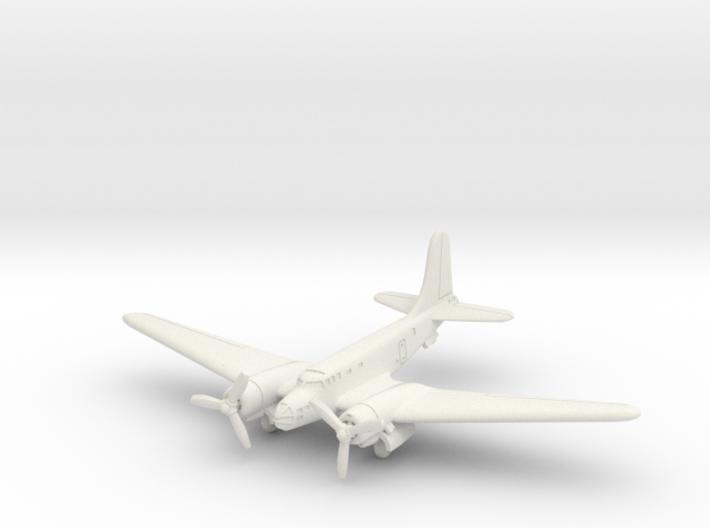 Douglas B-23 Dragon (Landing Gear) 1/200 3d printed
