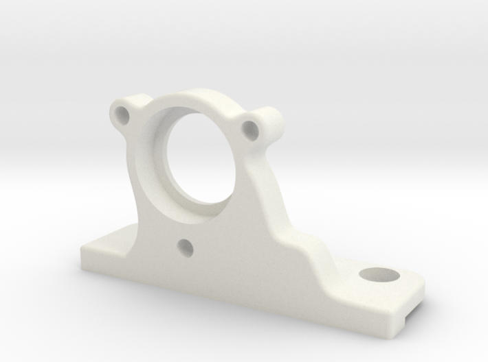 Half-inch Ex Filter Holder VORTRAN 3d printed