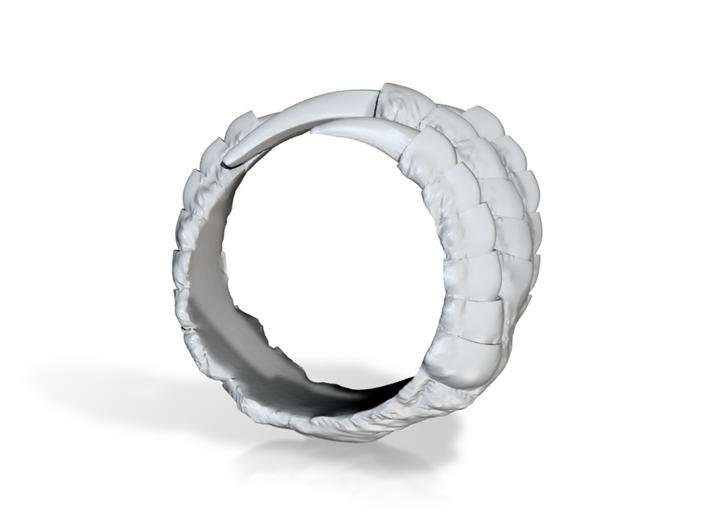 Clawsring / Krallenring 3d printed