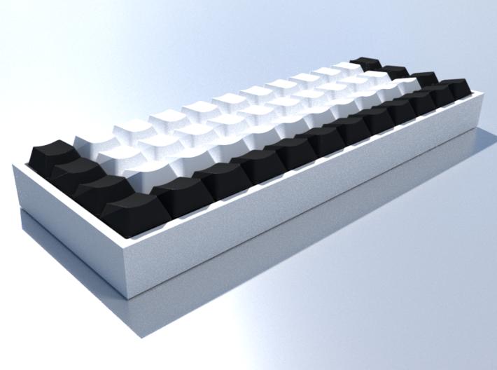 Planck Case Cover - Plain 3d printed