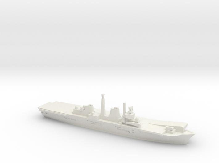 HMS Invincible R05 (Falklands War), 1/2400 3d printed