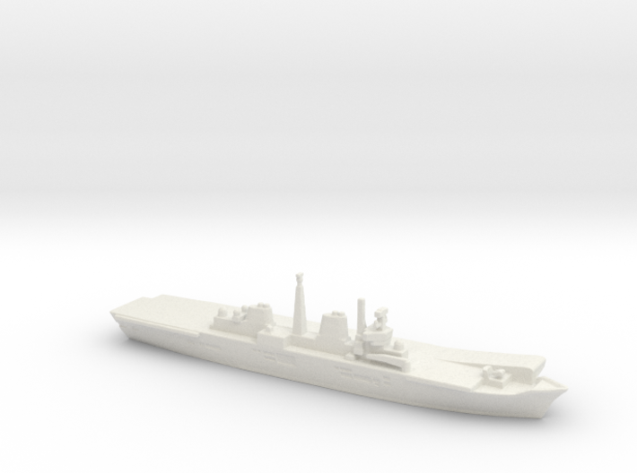 HMS Invincible R05 (Falklands War), 1/3000 3d printed
