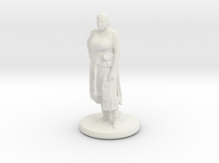 Printle C Femme 017 - 1/48 3d printed