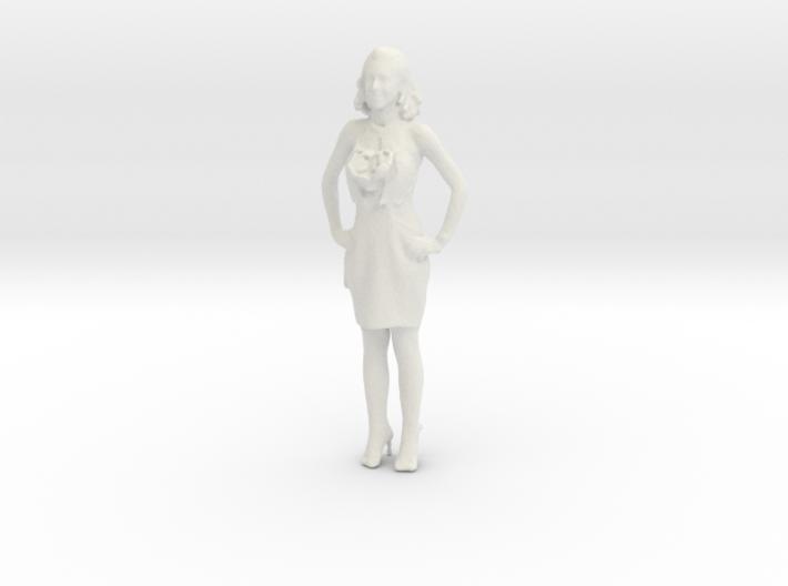 Printle C Femme 019 - 1/32 - wob 3d printed