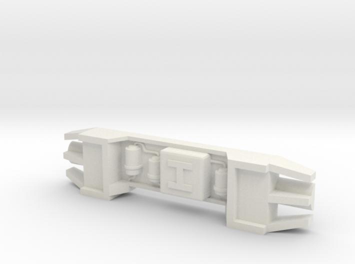 Howitzer Greeblie for Y-Wing 3d printed