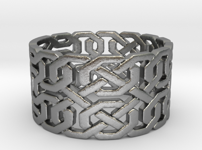 Dragon Ring (size 4-10.5) 3d printed