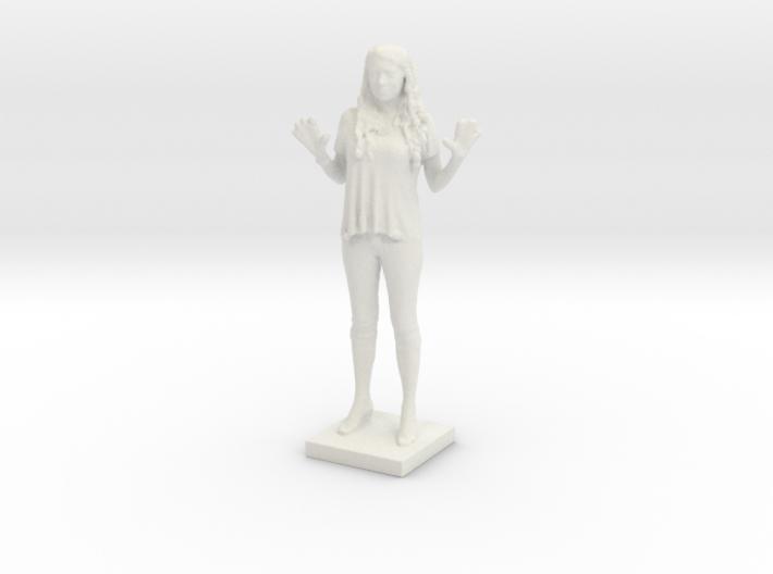 Printle C Femme 028 - 1/48 3d printed