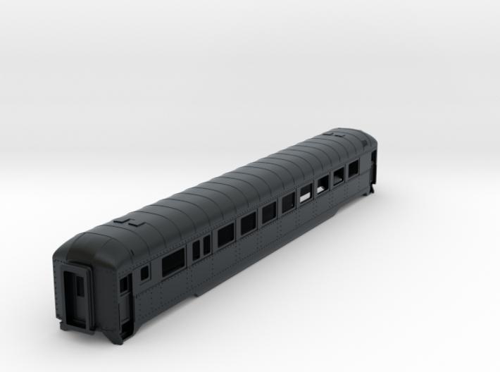 D&RGW Prospector Coach N Scale 3d printed