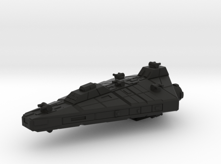 Colonial Interdicton System Patrol Craft 3d printed
