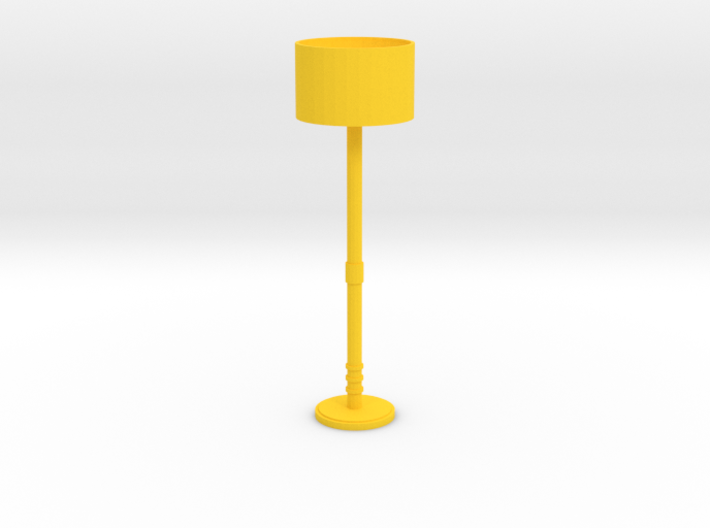 Floor Lamp 3d printed Floor Lamp