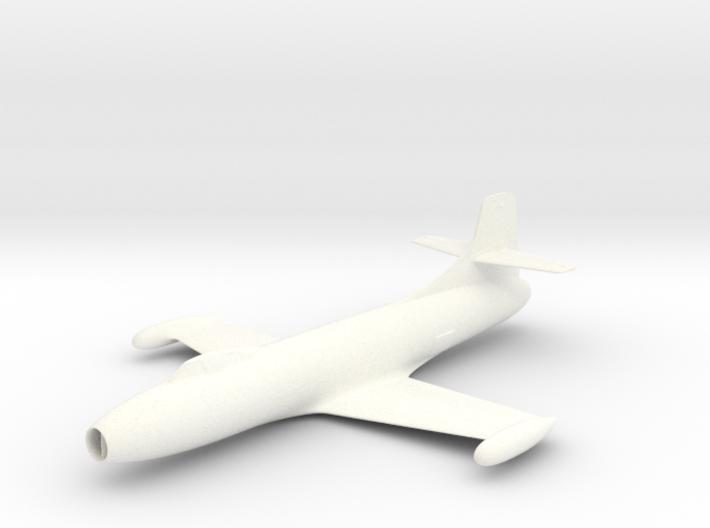 Douglas Skystreak 1/ 72 scale 3d printed