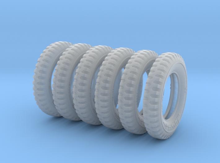 1-35 Tire 750x20 Set1 3d printed