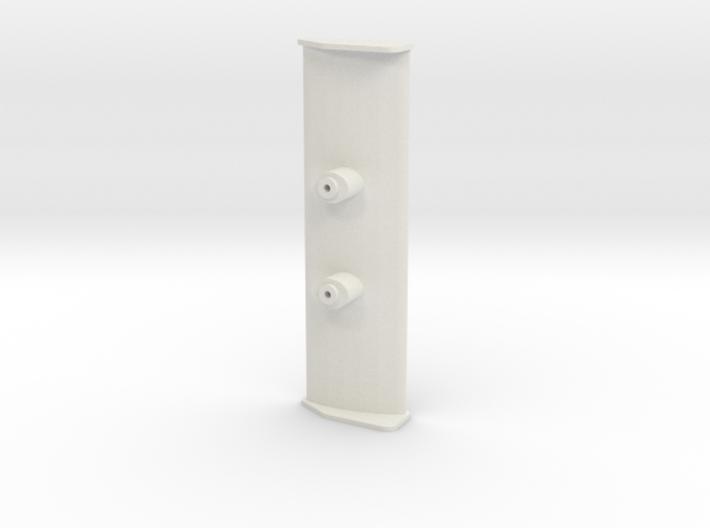 Aileron Mosler MiniZ 3d printed