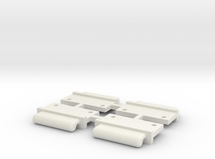FixAV Mosler v2 MiniZ 4pc 3d printed