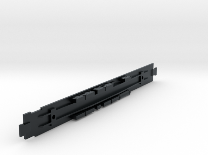 D&RGW Diner Chassis 3d printed