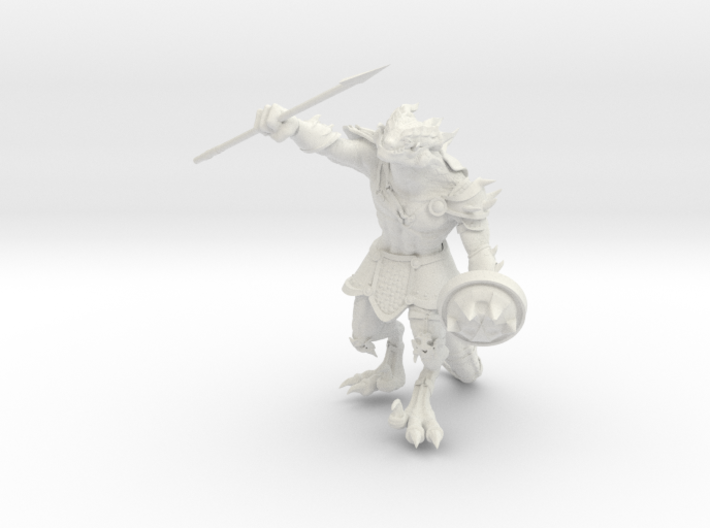 Mini General Dungore 3d printed
