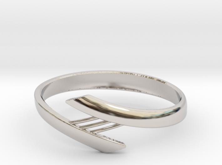 Bridge Bracelet 3d printed