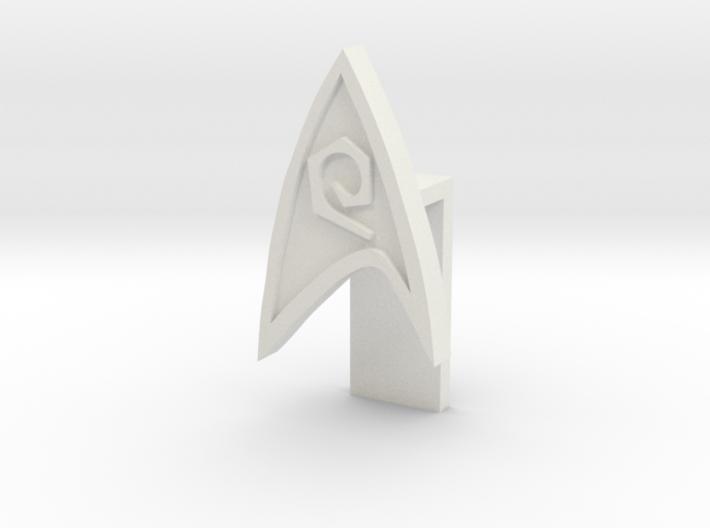 STAR FLEET Eng PIN 3d printed