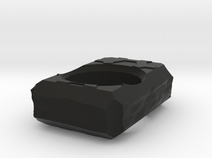 TerrainHex Knuckle Duster 3d printed