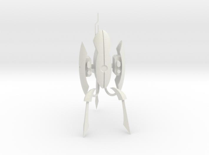 """Portal 2 Turret - 4"""" tall 3d printed"""