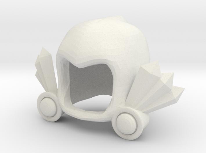 Custom Dominus Hood Inspired Lego 3d printed