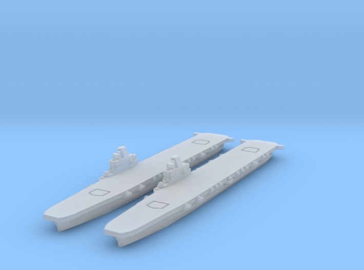 Taiho class 3d printed