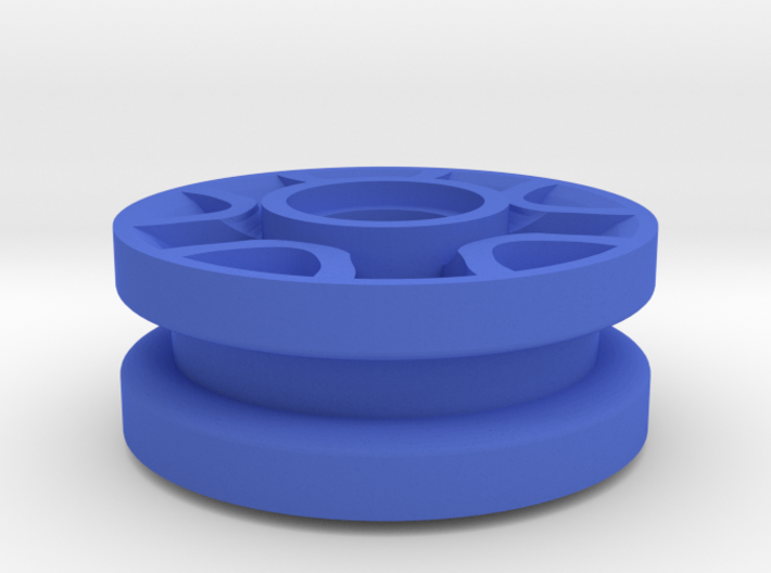 Wheel #2 for 4.8mm pin 3d printed