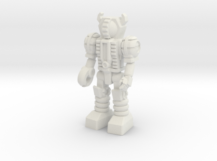 Waruder, Kuwagatrer Type, at attention 35mm Mini 3d printed