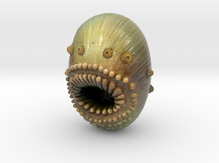 Saccorhytus Coronarius 3d printed
