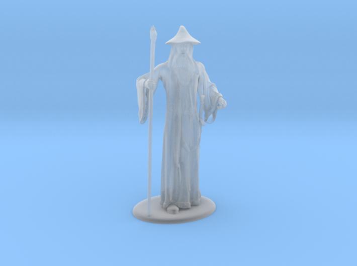 Gandalf Miniature 3d printed