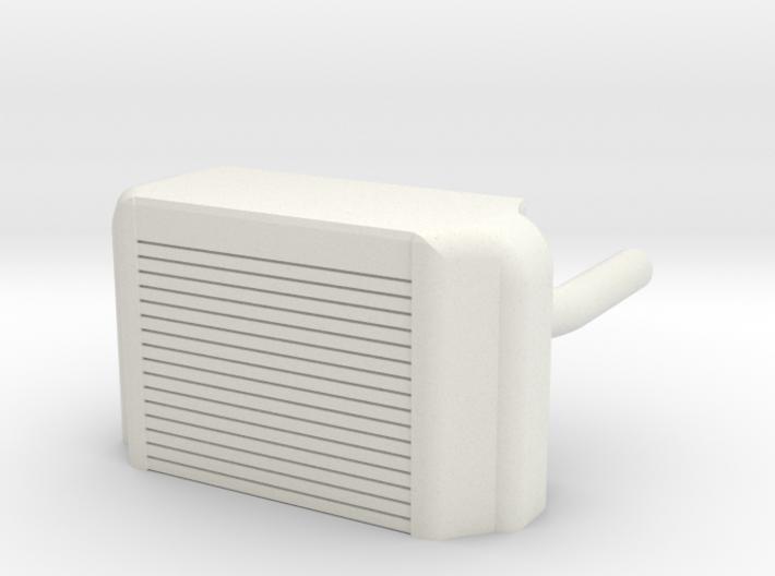 Intercooler Sevo Case 3d printed