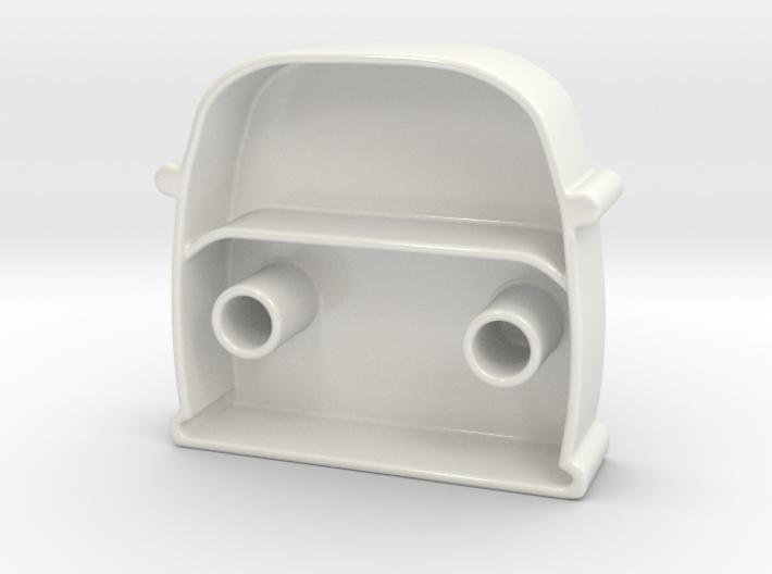Combi T2 plate 3d printed