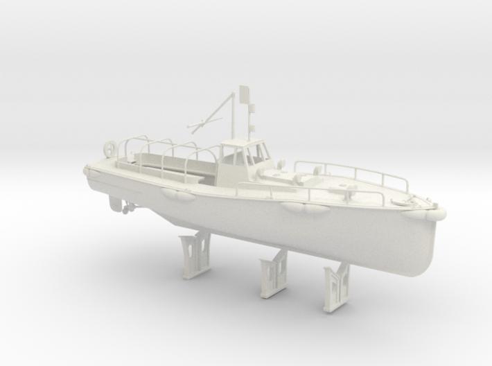 1/32 IJN Motor Boat Cutter 11m 60hp 3d printed