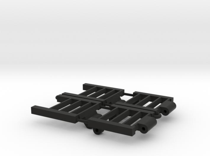 1/64 Combine Trailer Ramps 3d printed
