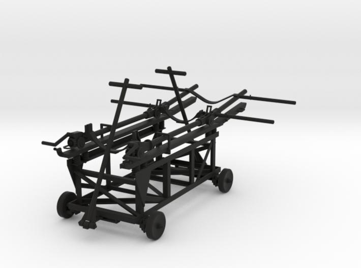1-16 Zubringerwagen For V1 BuzzBomb 3d printed