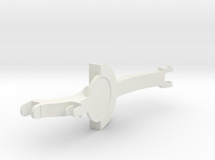 Throttlearm 3d printed