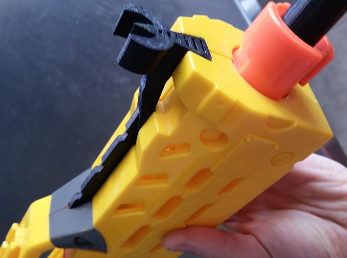 Longshot Tactical Sight 2 3d printed