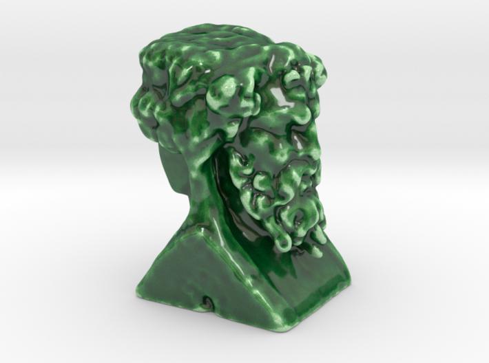 Hermes Double Head 3d printed
