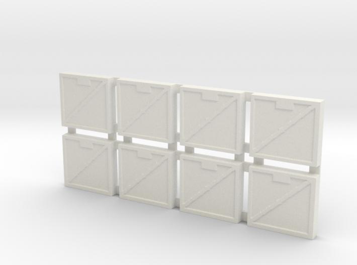 Cavalry Tiles 3d printed