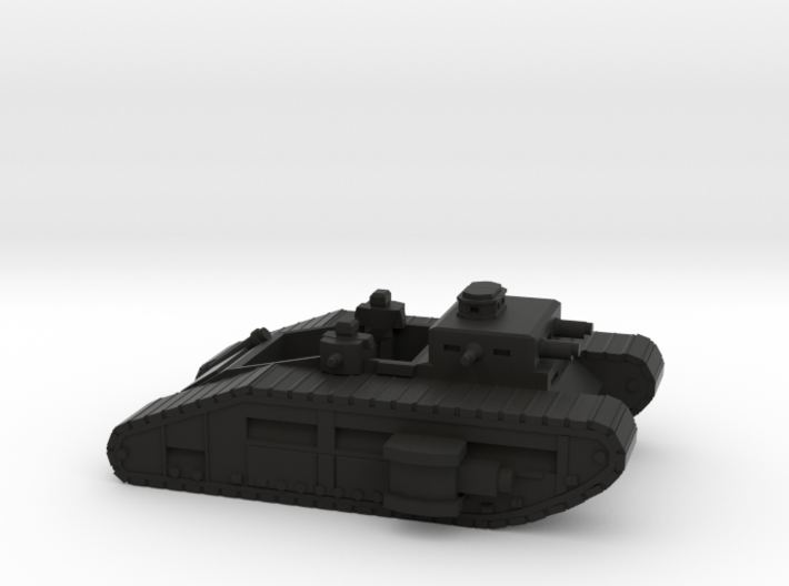 Infantry Fighting Vehicle 3d printed