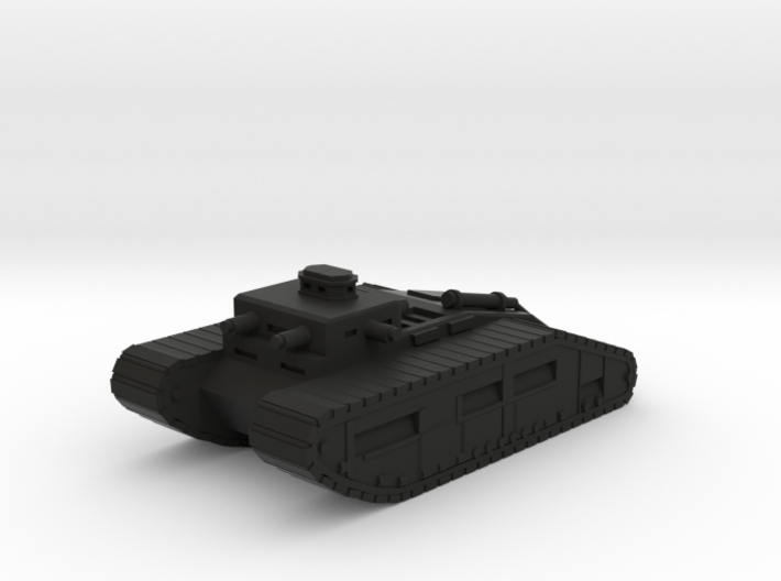 Infantry Command Tank 3d printed