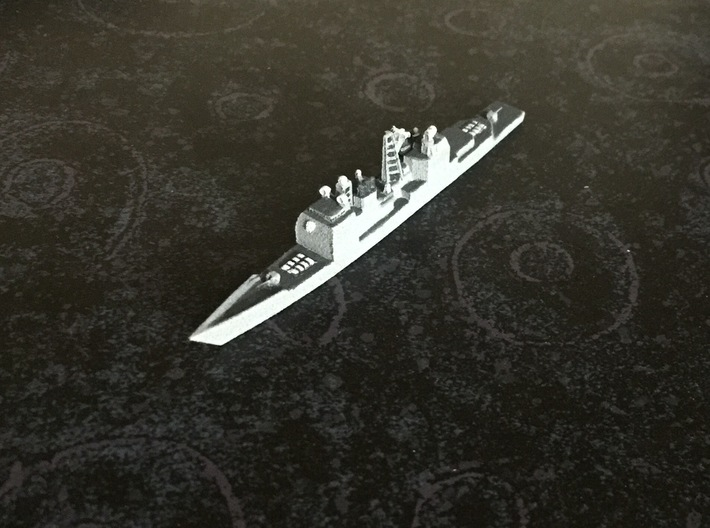 Ticonderoga-class Cruiser (w/ VLS), 1/1800 3d printed Painted Sample