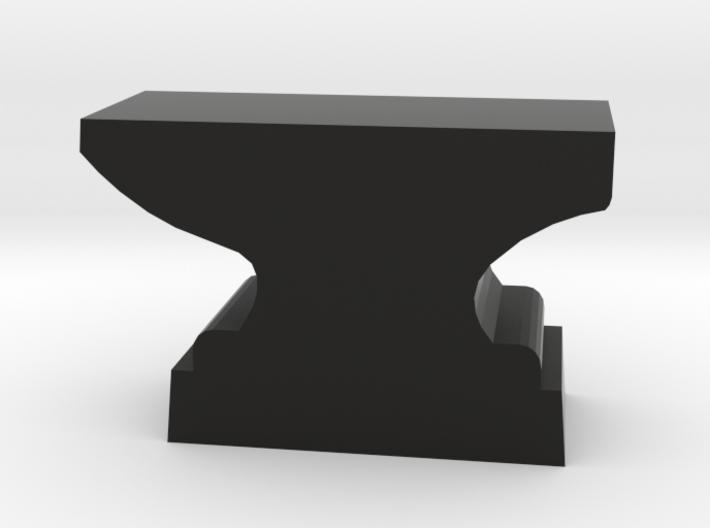Game Piece, Anvil Token 3d printed
